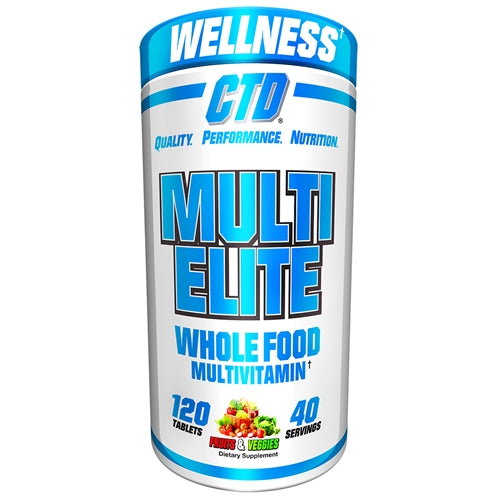 Multi-Elite Vitamin - Tiger Fitness