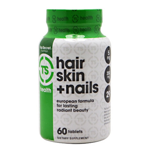 Top Secret Hair, Skin & Nails 60ct.
