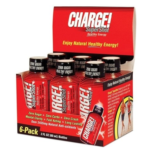 Charge! SuperShot 6ct.