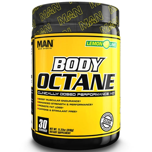 MAN Sports High Voltage Body Octane 30 servings - Strawberry Mango