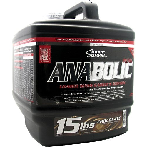 Anabolic Peak Loaded Mass Gainer 15Lb. - Vanilla