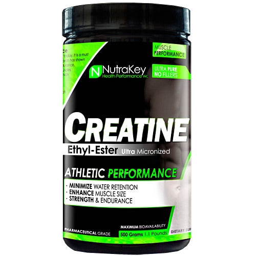 Creatine Ethyl Ester 500grams