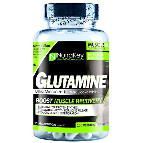 Glutamine Capsules - Tiger Fitness