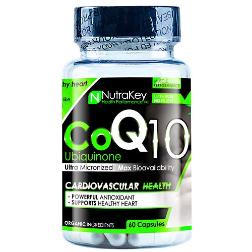 CoQ10 60ct Nutrakey