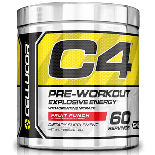 C4 Pre-Workout 60 serving - Watermelon