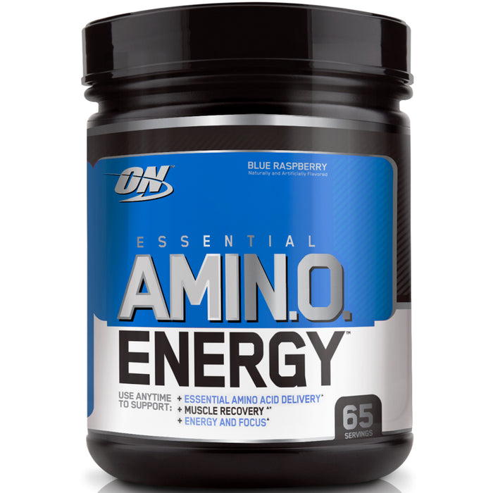 ON Essential Amino Energy 65 Serving - Blue Raspberry