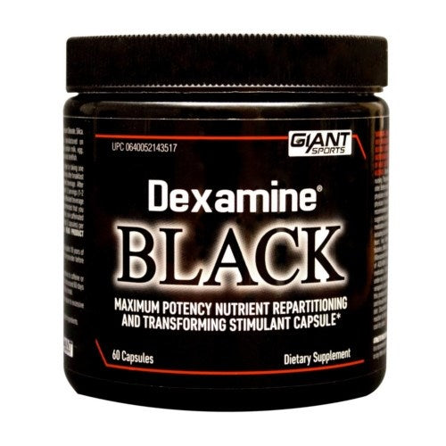 Dexamine Black 60 caps