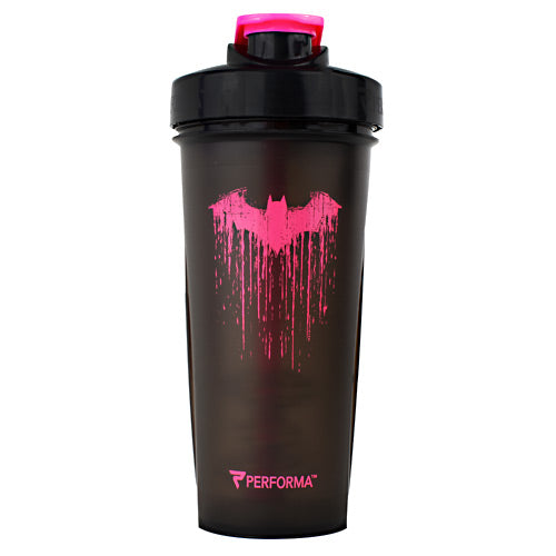 DC Pink Batman (Batgirl) Perfect Shaker 28oz.  | Super Hero Series - Tiger Fitness