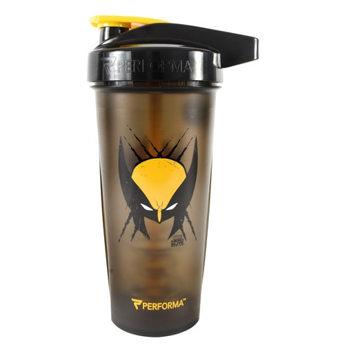 Wolverine Shaker | Super Hero Series