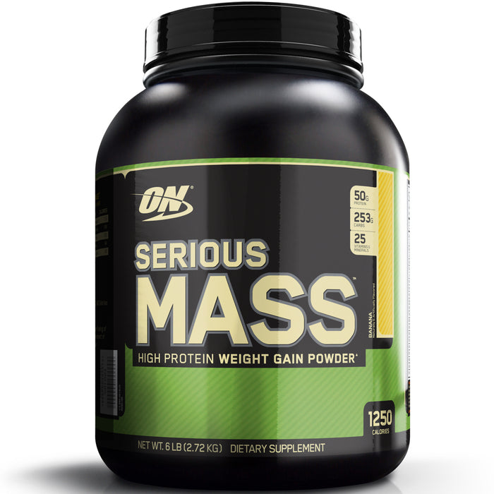 ON Serious Mass 6lbs - Banana