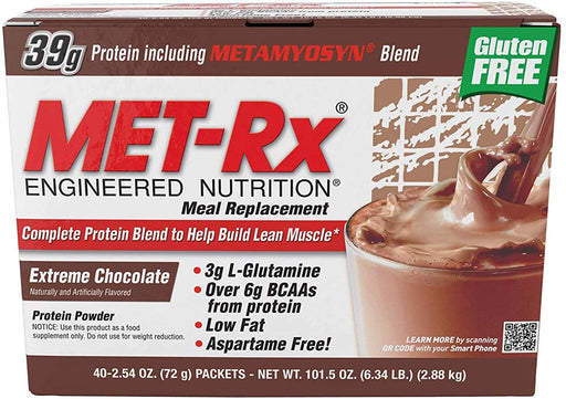 MET-Rx - Meal Replacement - Tiger Fitness