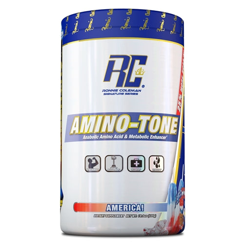 Ronnie Coleman Amino Tone 30 serv - Sour Apple