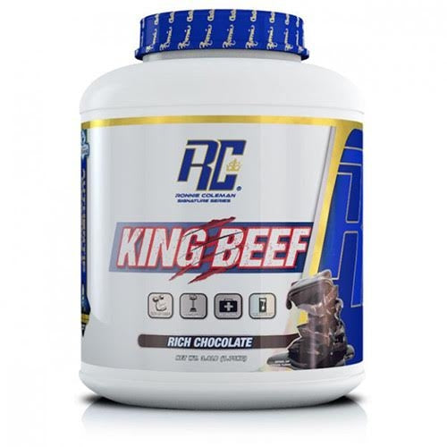 Ronnie Coleman King Beef 4lb - Tropical Punch