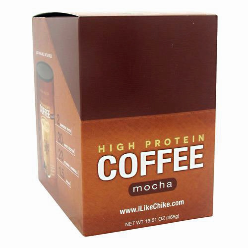 Chike High Protein Coffee 12 per box - Mocha
