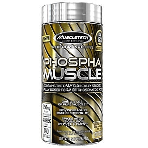 MuscleTech Phospha Muscle 140ct.