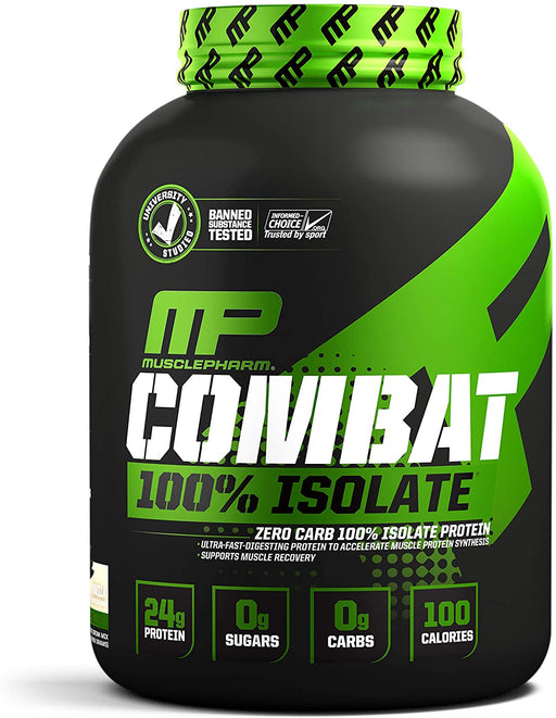 Combat 100% Isolate - Tiger Fitness