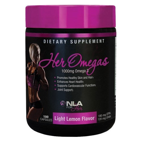NLA For Her Omega 100ct.