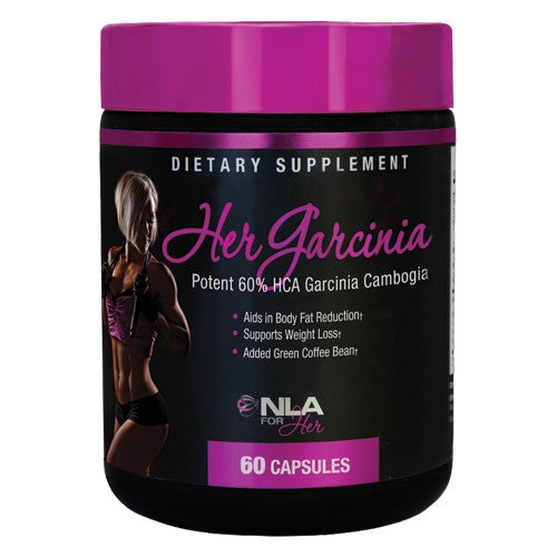 NLA For Her Garcinia 60ct.