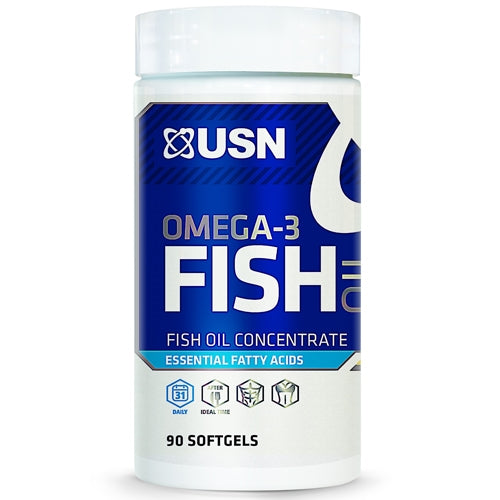 USN Fish Oil 90 Softgels