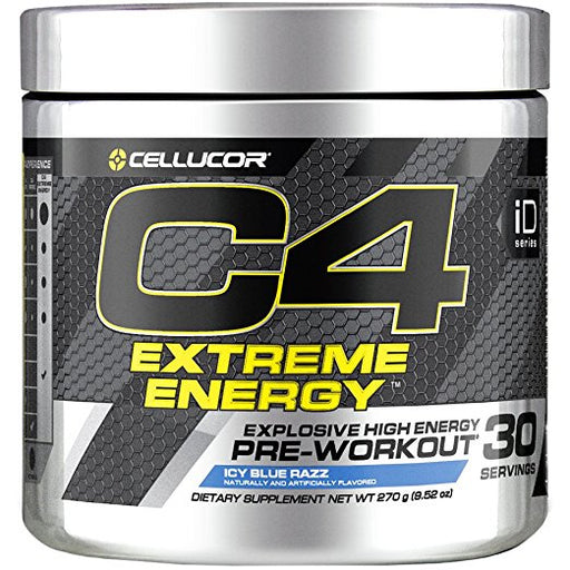 C4 Extreme Energy Pre-Workout - Tiger Fitness