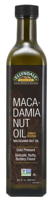 Macadamia Nut Oil 16.9 oz. by Ellyndale Naturals