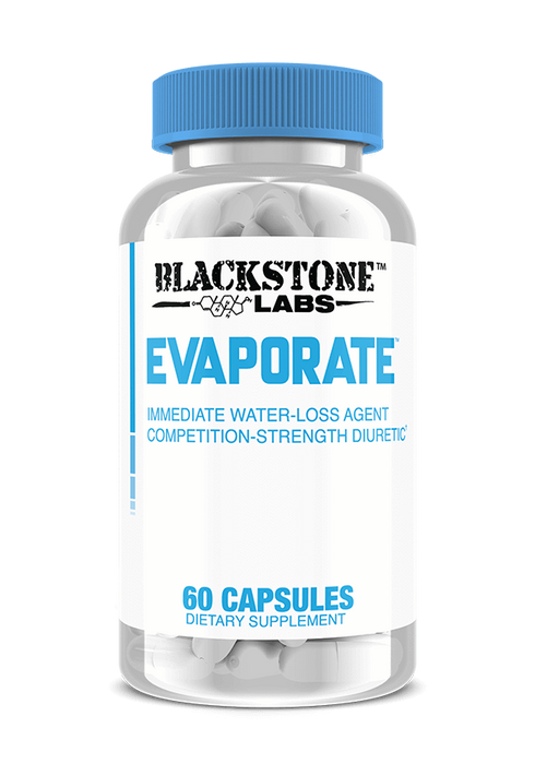 Evaporate (Water-Loss Agent) - Tiger Fitness