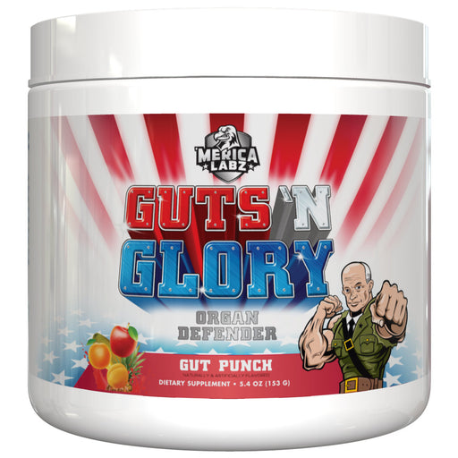 Guts 'N Glory - Tiger Fitness