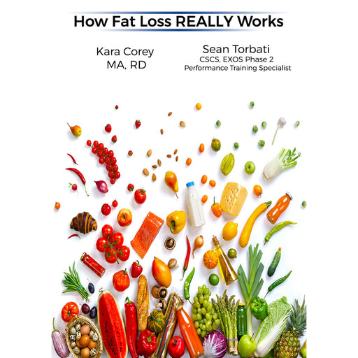 How Fat Loss Really Works eBook - Tiger Fitness