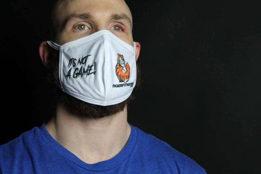 TF INAG Face Mask - Tiger Fitness
