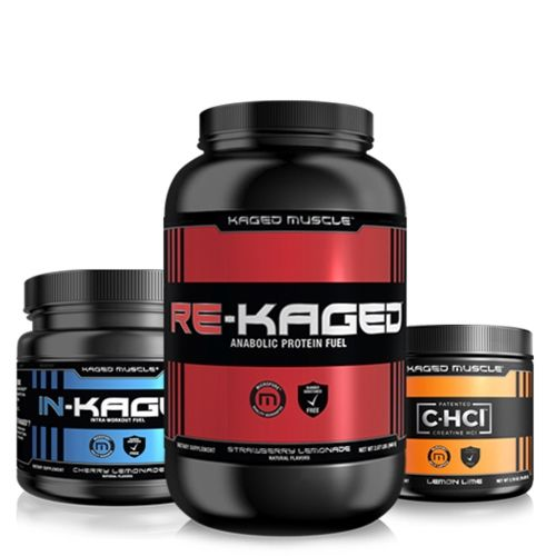 Kaged Muscle Stack 3