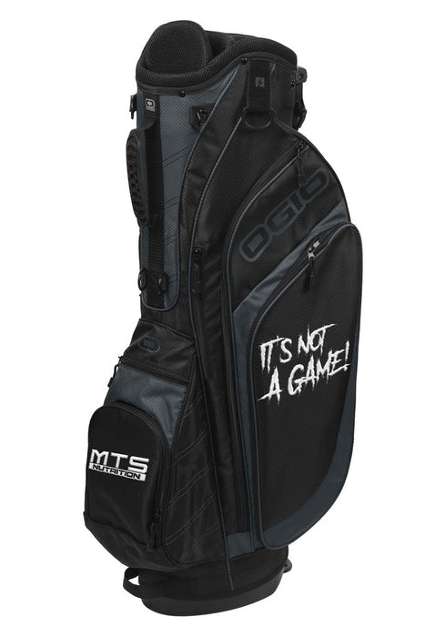 MTS It's Not A Game OGIO® XL (Xtra-Light) Stand Golf Bag