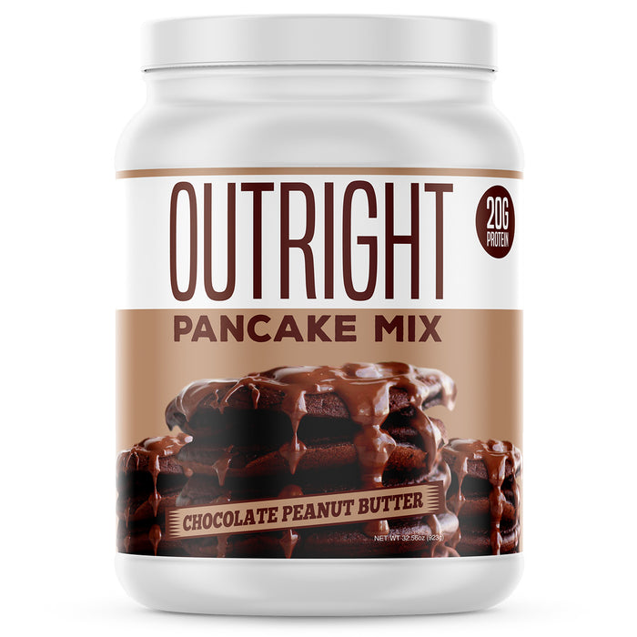 Outright Protein Pancake Mix - Tiger Fitness