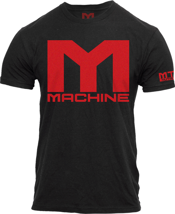 Machine Logo T-Shirt - Tiger Fitness