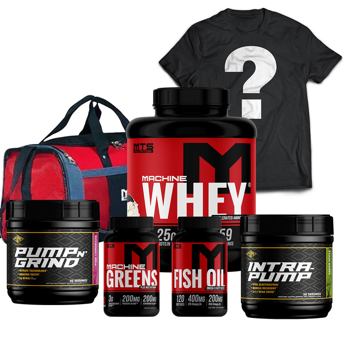 Male - Under 21 - Sports Performance Stack - Tiger Fitness