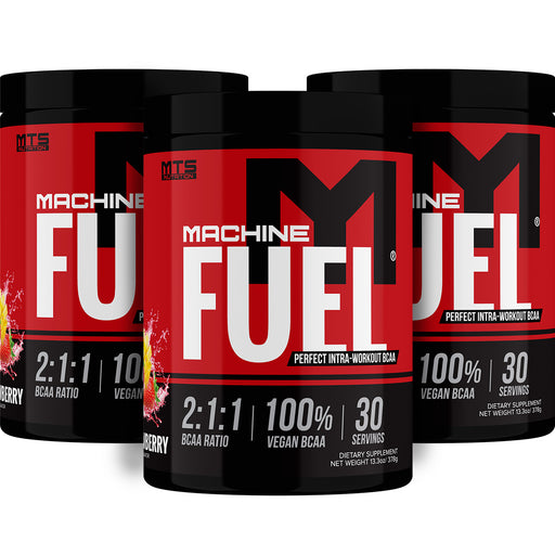 Machine Fuel 3-Pack Deal - Tiger Fitness