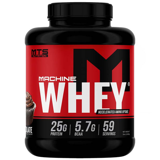 Machine Whey® Premium Whey Protein Powder - Tiger Fitness