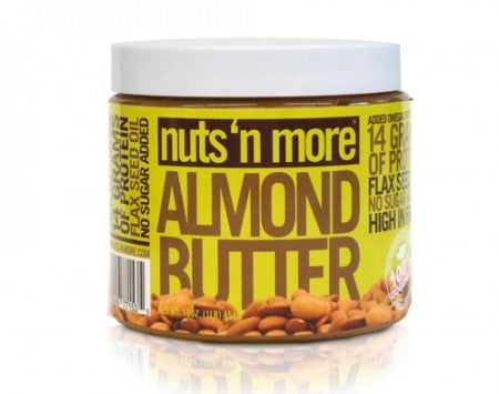 Nuts 'N More Almond Butter 16oz