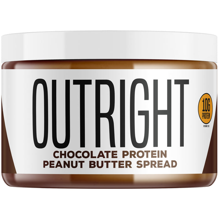 Outright Protein Peanut Butter Spread - Tiger Fitness