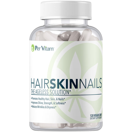 Per Vitam Hair, Skin & Nails - Tiger Fitness