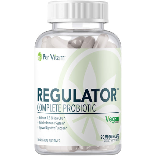 Regulator®Super-Potent Probiotic, Prebiotic, and Digestive Enzymes - Tiger Fitness