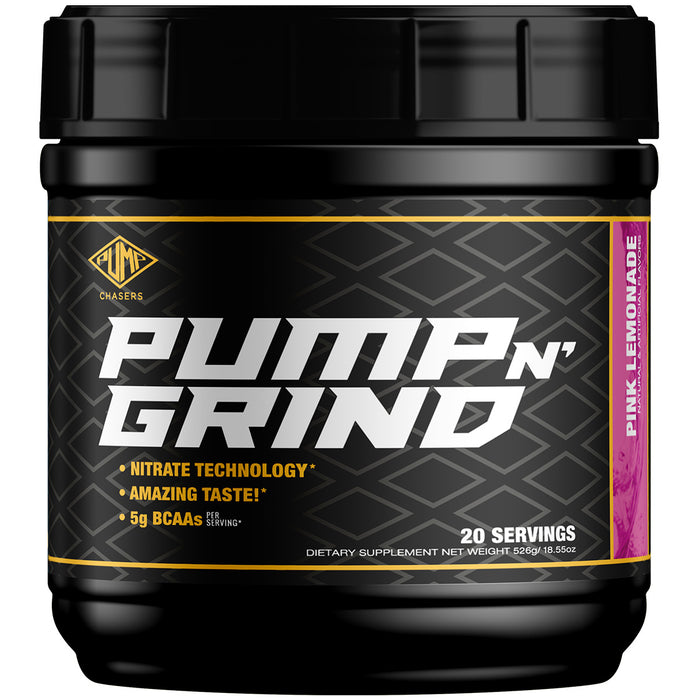 Pump N Grind® Explosive Pre-Workout Formula - Tiger Fitness