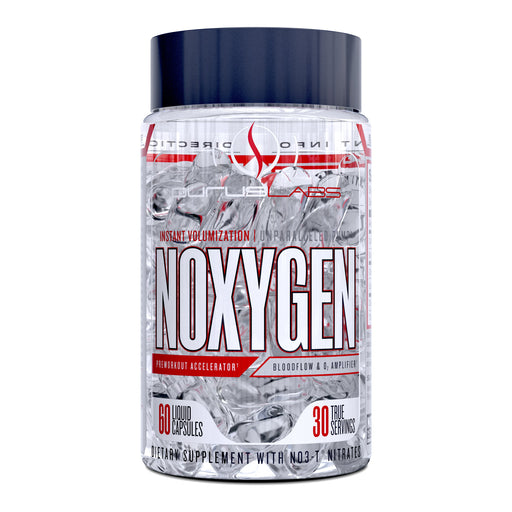 NOxygen Liquid Capsules - Tiger Fitness