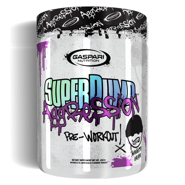 SuperPump Aggression - Tiger Fitness