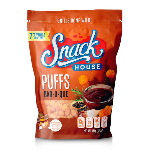Snackhouse Puffs - Tiger Fitness