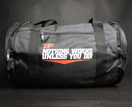 Nothing Works Performance Gym Bag