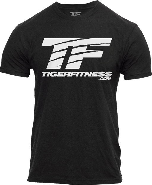 Scratch Logo T-Shirt - Tiger Fitness