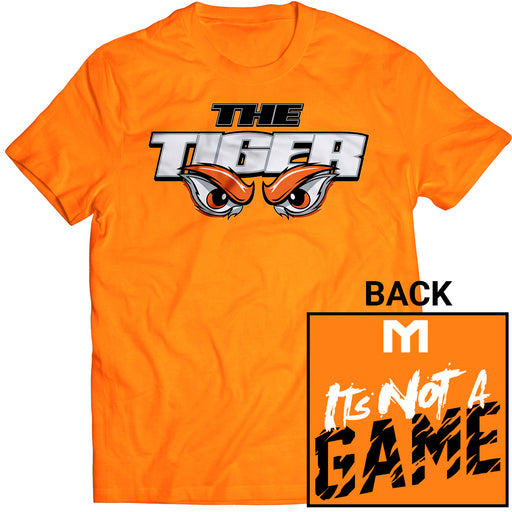 Tiger Eyes T-Shirt - Orange