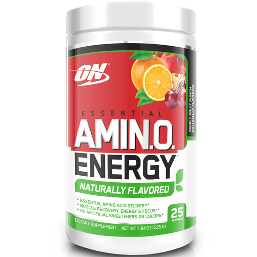ON Essential Amino Energy Naturally Flavored | 25 Servings - Fruit Punch