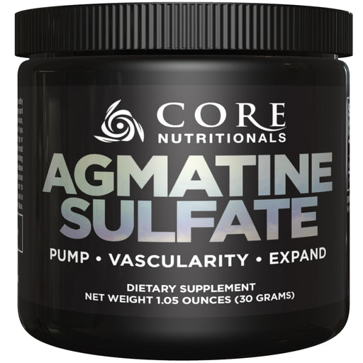 Core Agmatine Sulfate 60 Servings