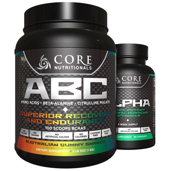 Core Alpha and ABC Stack